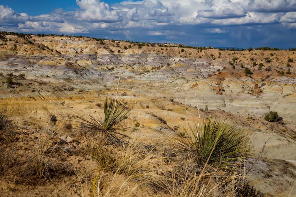La Plata Badlands