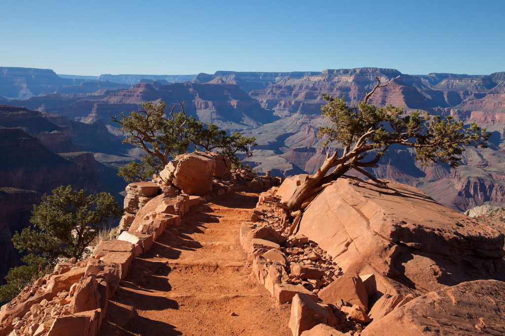 South Kaibab Trail - Grand Canyon NP - Arizona