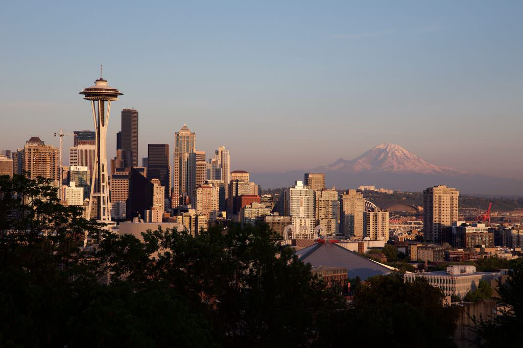 Kerry Park - Seattle - Washington
