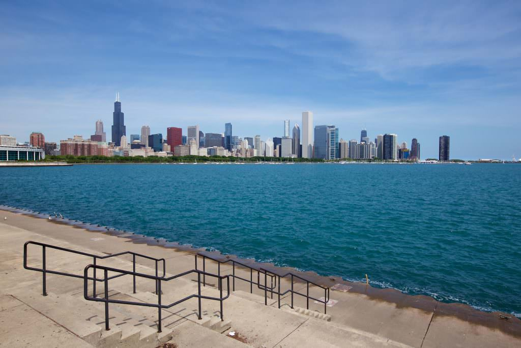 Chicago: Skyline, Adler Planetarium