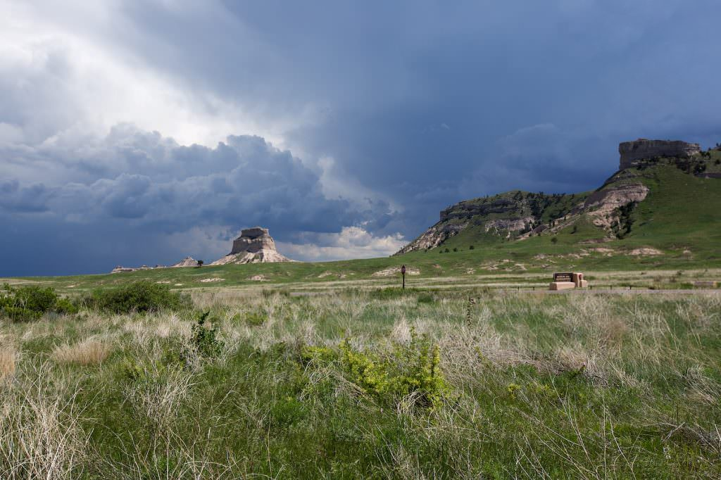 Nebraska: Scottsbluff NM