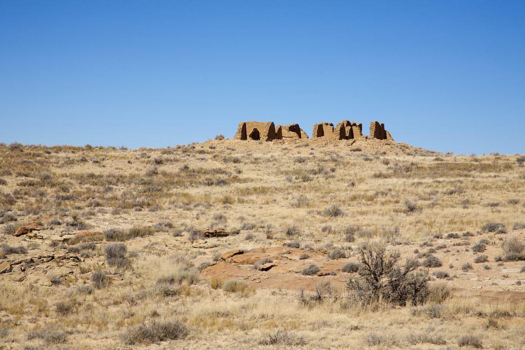 Pueblo Alto Trail