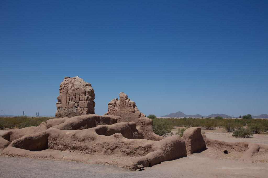 Casa Grande Ruins NM