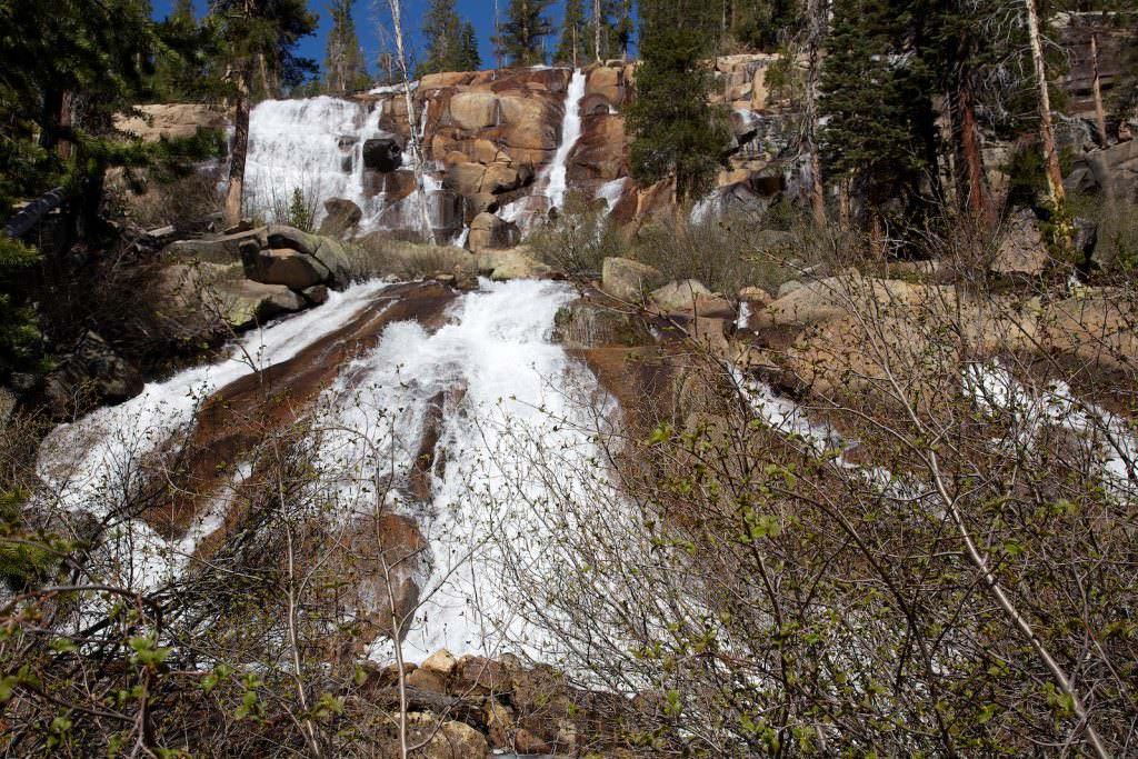 Minaret Falls