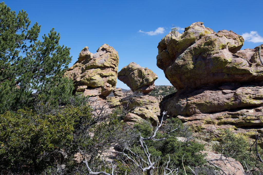 Heart of Rocks Trail