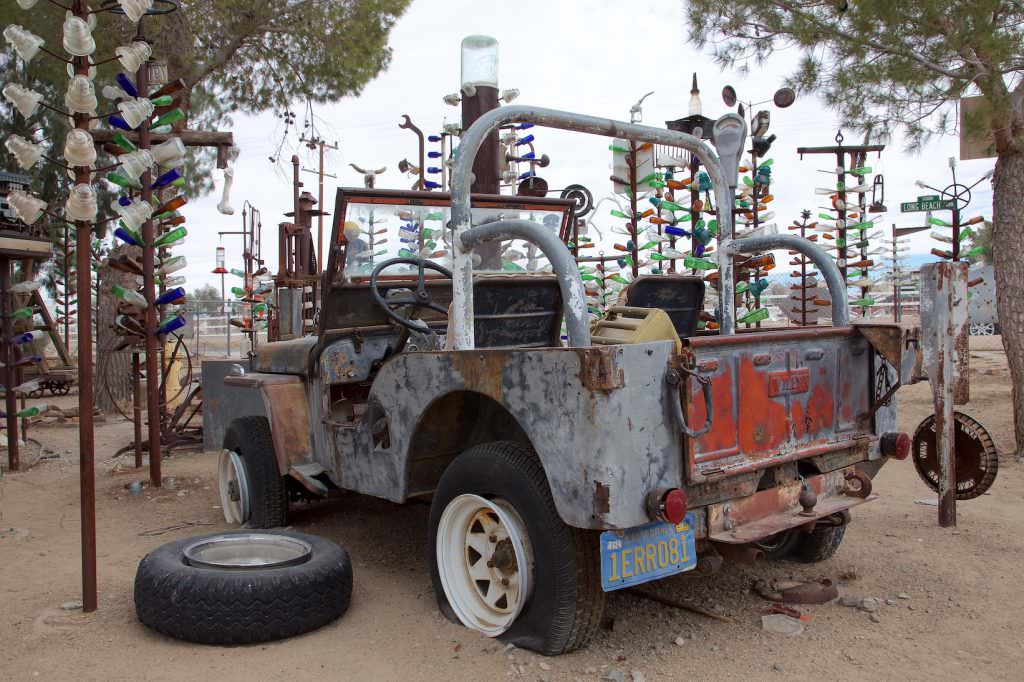 Elmer´s Bottle Tree Ranch