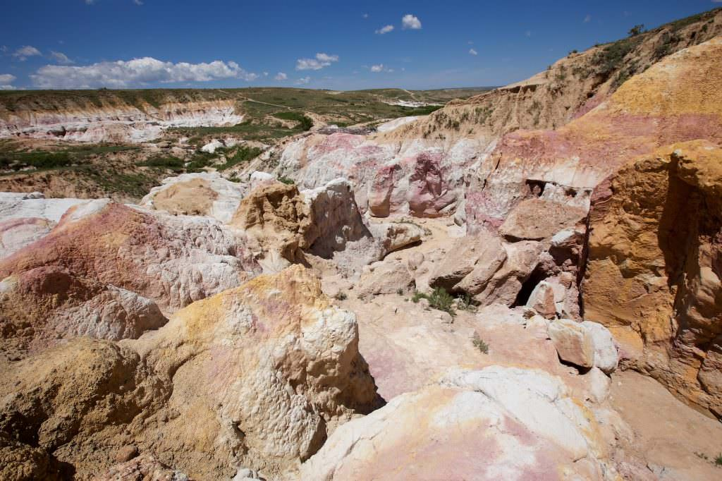 Calahan Paint Mines