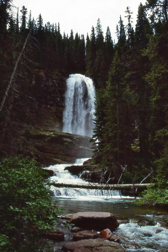 St. Mary Fall Trail