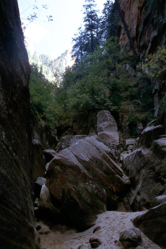Hidden Canyon