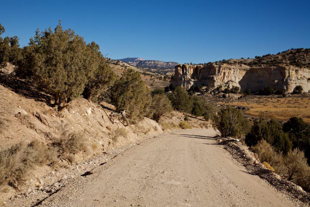 Cottonwood Canyon Rd