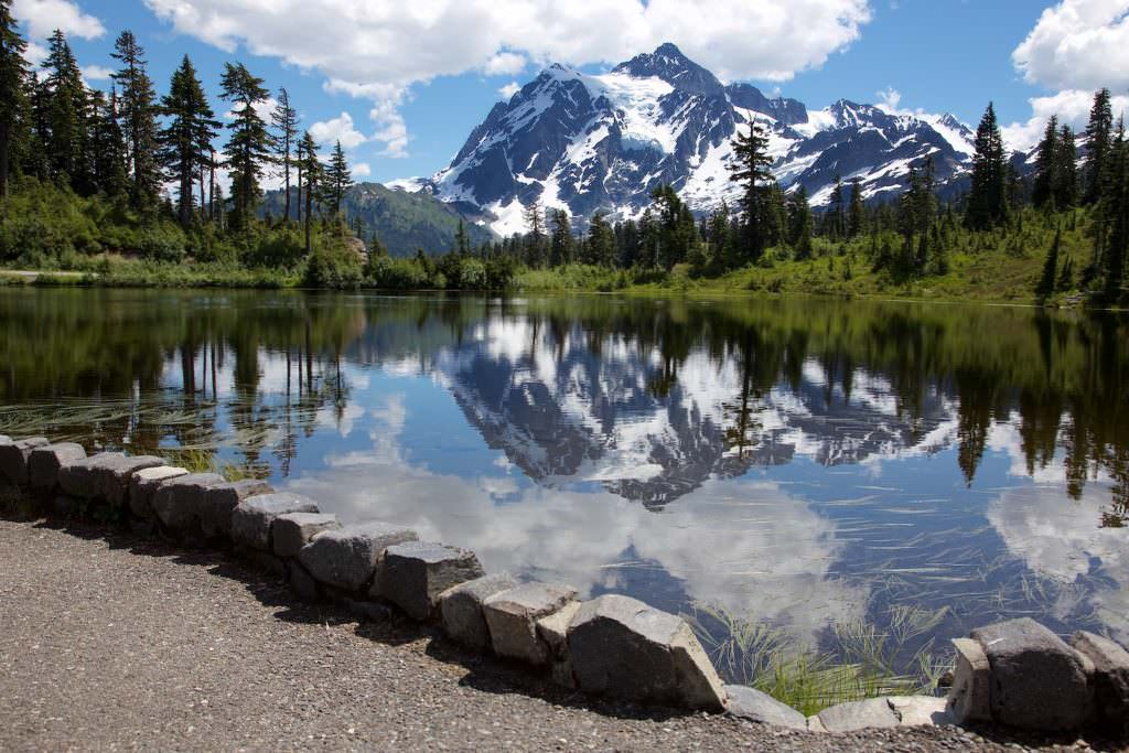 Mount Shuksan - Washington