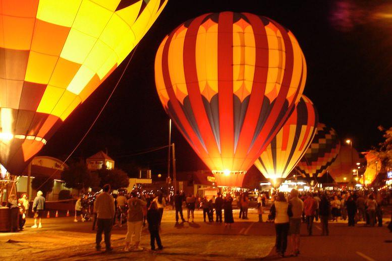 Balloon Regatta Page