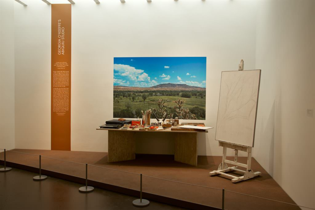 Georgia O´Keeffe Museum