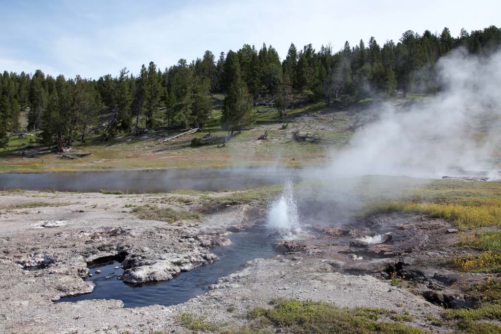 Firehole Lake Drive