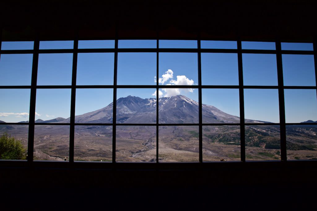 Mount St. Helens - Washington