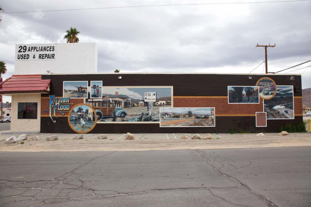29 Palms Murals
