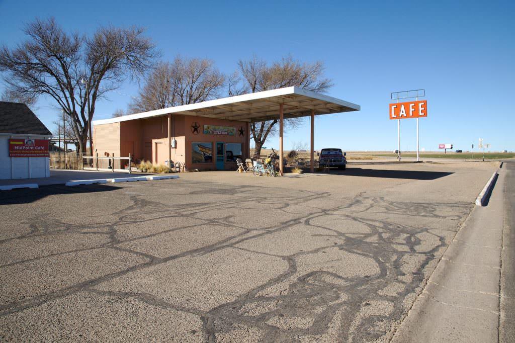 Route 66 - Texas