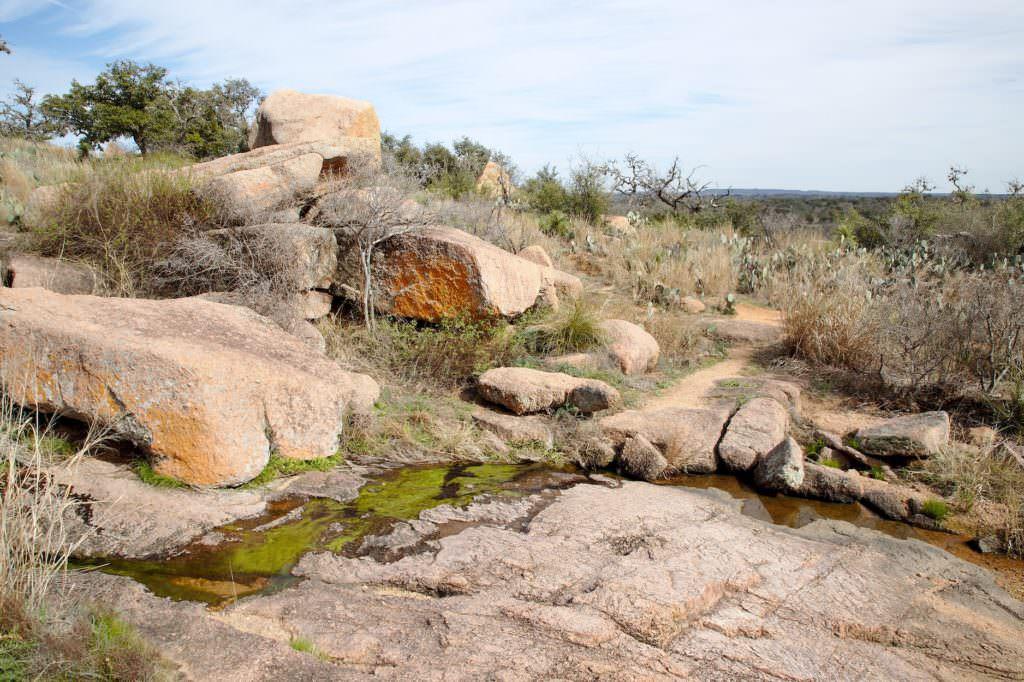 Enchanted Rock SNA