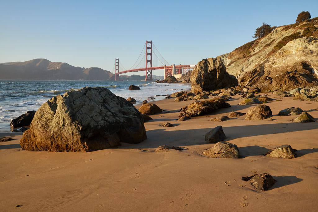Das Golden Gate