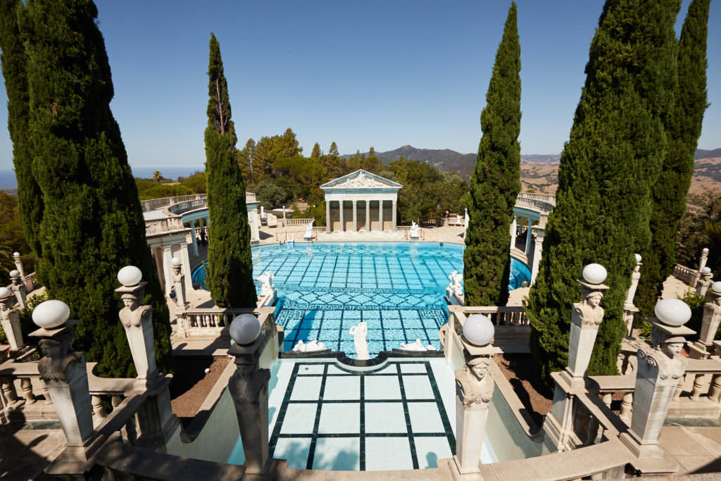 Hearst Castle - Kalifornien