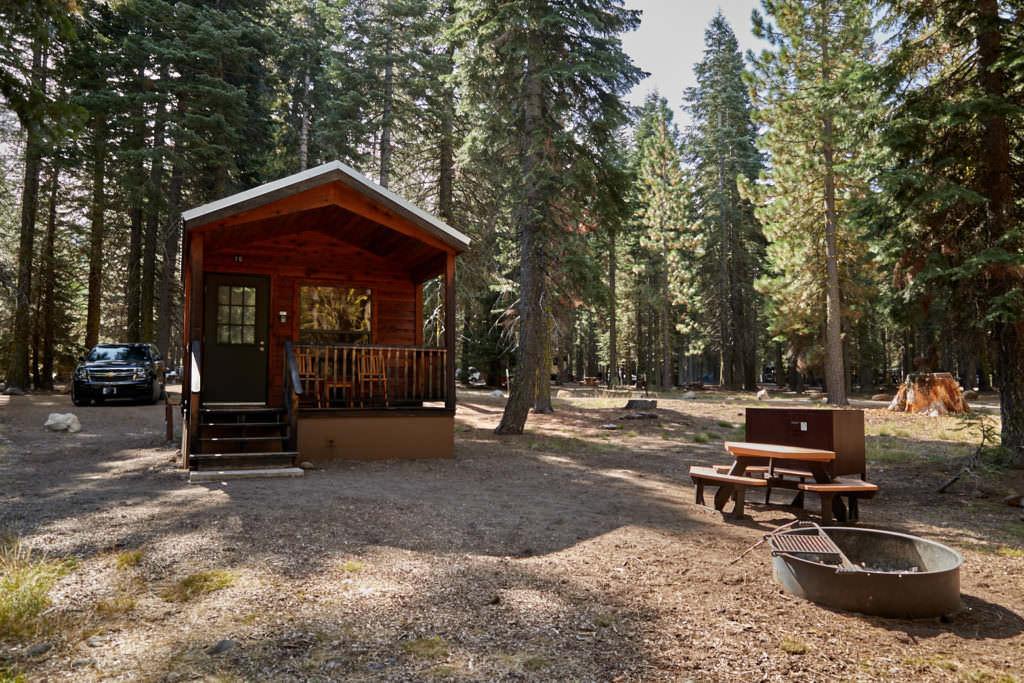 Manzanita Camping Cabins