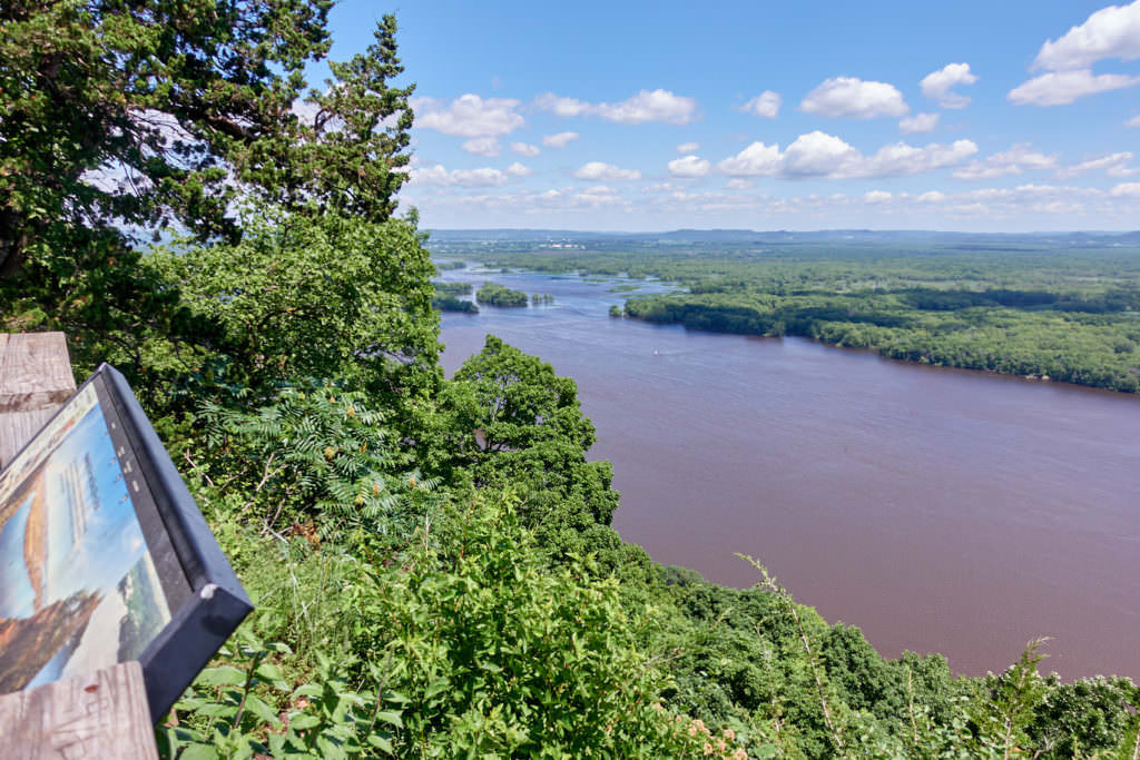Great River Bluffs SP