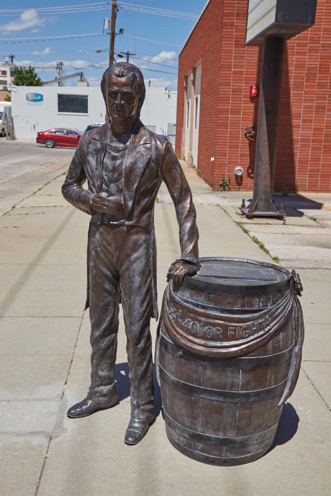 James K.Polk