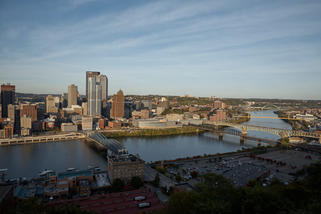 Downtown Pittsburgh