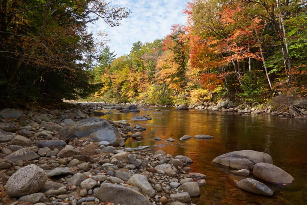 Unterwegs in New Hampshire