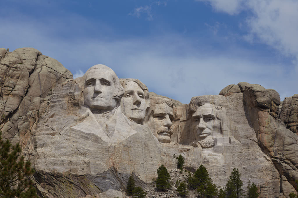Mount Rushmore NM